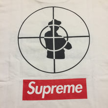 Load image into Gallery viewer, 2006 Supreme Public Enemy White Tee