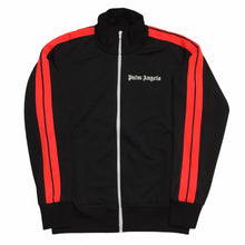 Load image into Gallery viewer, Palm Angels Neon Orange Black Track Top