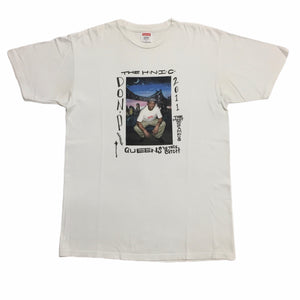 2011 Supreme Prodigy White Photo Tee