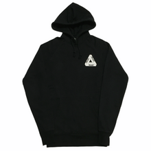 Load image into Gallery viewer, Palace Black Tri Feng Logo Hoodie