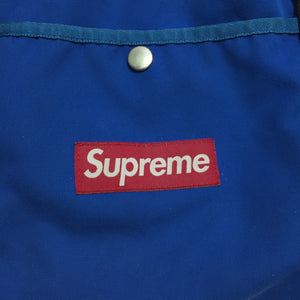 2010 Supreme Blue Duffle Bag