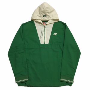 2009 Supreme x NIKE Green Pullover Anorak