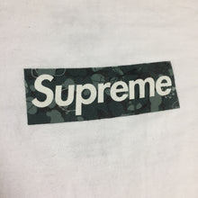 Load image into Gallery viewer, 2014 Supreme Unreleased Mo Wax Box Logo Tee