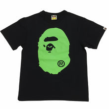 Load image into Gallery viewer, BAPE Green Ape Head Tee