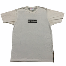 Load image into Gallery viewer, 2013 Supreme x COMMEdesGARÇONS Digi Camo Box Logo Tee