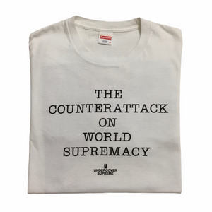 2018 Supreme x Undercover White Longsleeve