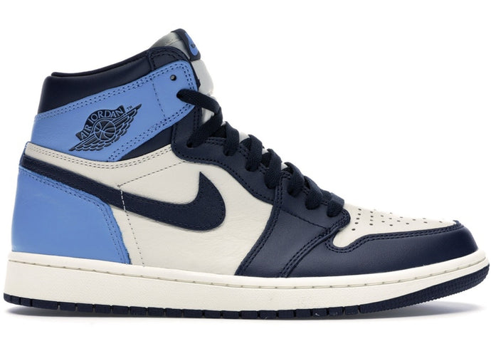 AIR JORDAN 1 HIGH OBSIDIAN UNC