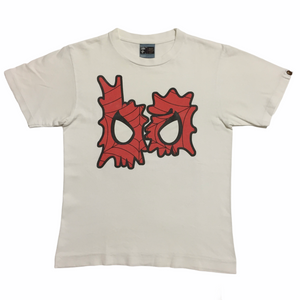 2002 BAPE Spiderman White Tee