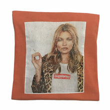Load image into Gallery viewer, 2012 Supreme Kate Moss Orange Photo Tee