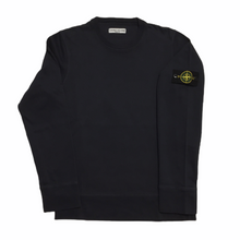 Load image into Gallery viewer, Stone Island Navy Crewneck