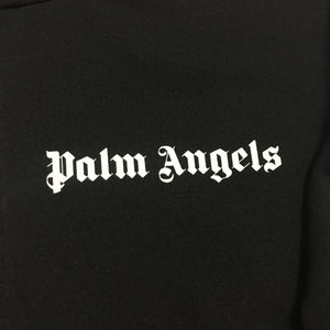 Palm Angels Black White Track Top