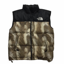 Load image into Gallery viewer, 2013 Supreme x The North Face Fur Nuptse Vest