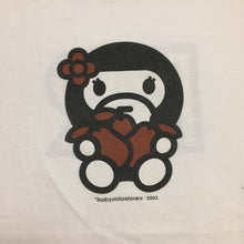 Load image into Gallery viewer, 2003 BAPE Baby Milo White Tee