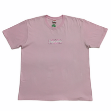 Load image into Gallery viewer, 2019 Supreme Pink Paisley Box Logo Tee
