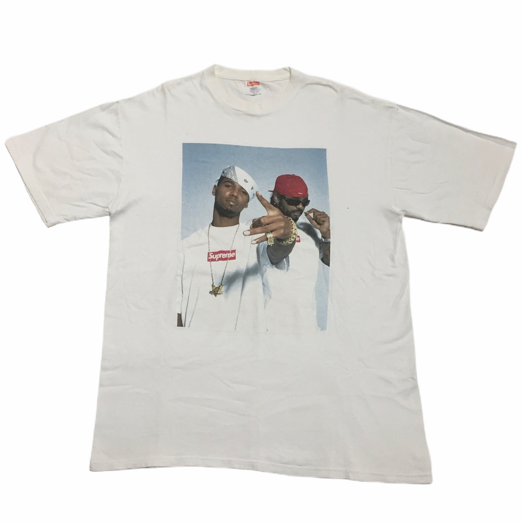 2006 Supreme Dipset White Photo Tee