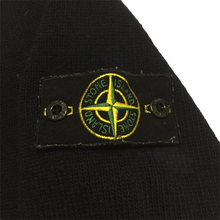 Load image into Gallery viewer, Stone Island Navy Wool Crewneck