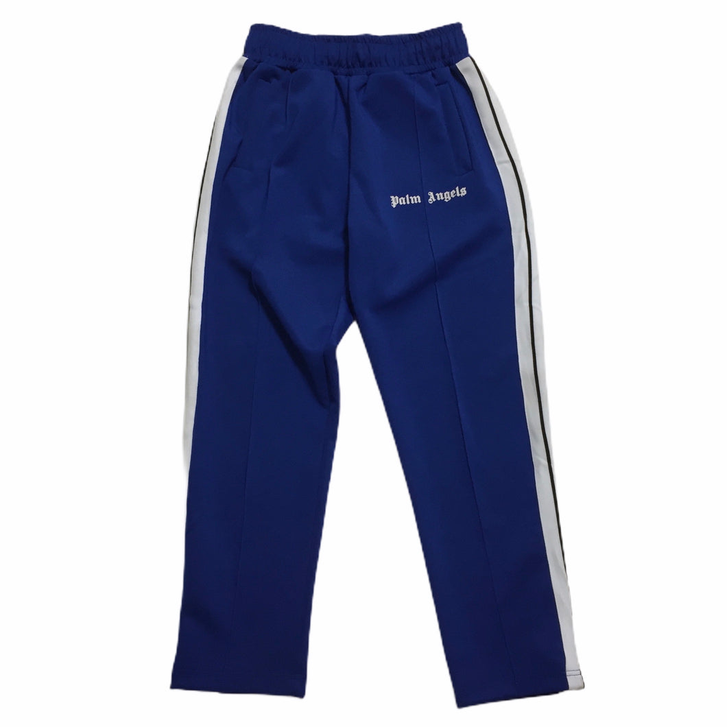 Palm Angels Blue Trackpants
