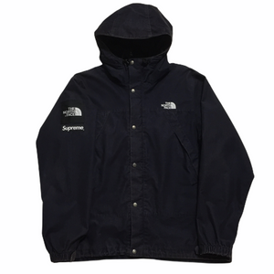 2012 Supreme x The North Face Navy Corduroy Mountain Light