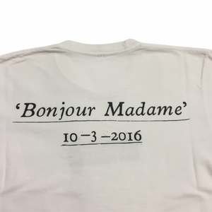 2016 Supreme Paris Opening Box Logo Tee