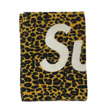 Load image into Gallery viewer, 2009 Supreme Yellow Leopard Towell