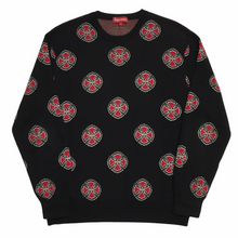 Load image into Gallery viewer, 2015 Supreme x Independent Knit Crewneck