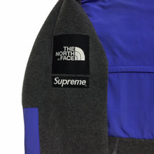 Load image into Gallery viewer, 2008 Supreme x The North Face Purple Grey Denali Fleece