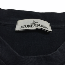 Load image into Gallery viewer, Stone Island Navy Longsleeve
