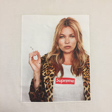 Load image into Gallery viewer, 2012 Supreme Kate Moss White Photo Tee