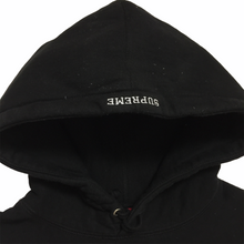 Load image into Gallery viewer, 2015 Supreme S Logo Black Hoodie