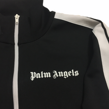 Load image into Gallery viewer, Palm Angels Black White Track Top