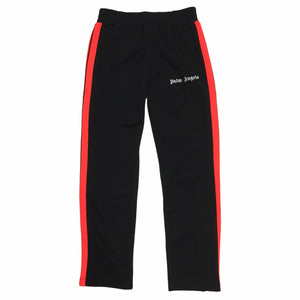 Palm Angels Orange Black Trackpants