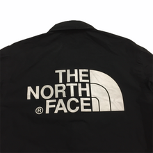 Load image into Gallery viewer, 2015 Supreme x The North Face Black Packable Coach