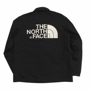 2015 Supreme x The North Face Black Packable Coach