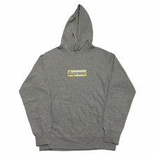 Load image into Gallery viewer, 2013 Supreme Grey Bling Box Logo Hoodie