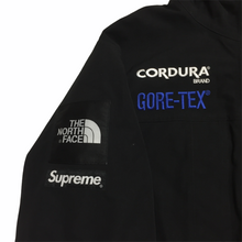 Load image into Gallery viewer, 2018 Supreme x The North Face Black Cordura GORE-TEX Mountain Light
