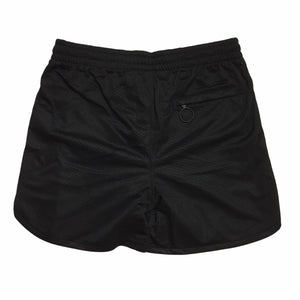 Off-White Harry The Bunny Black Mesh Shorts