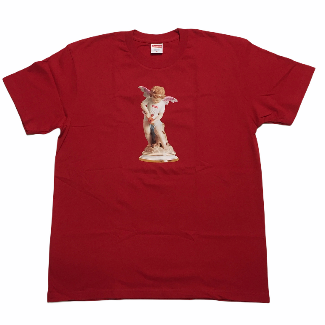 2019 Supreme Red Cupido Tee