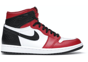 AIR JORDAN 1 SATIN SNAKE CHICAGO