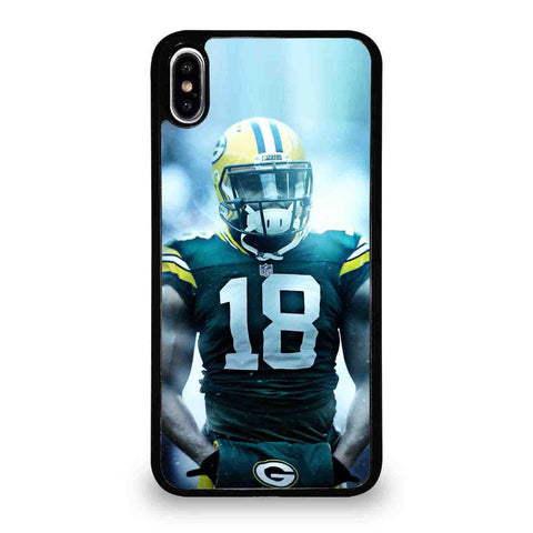 Aaron-Jones-05-iPhone-XS-Max-Case