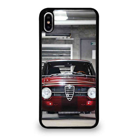 Alfa-Romeo-007-iPhone-XS-Max-Case