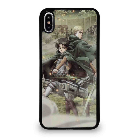 Attack-On-Titan-Levi-Ackerman-06-iPhone-XS-Max-Case