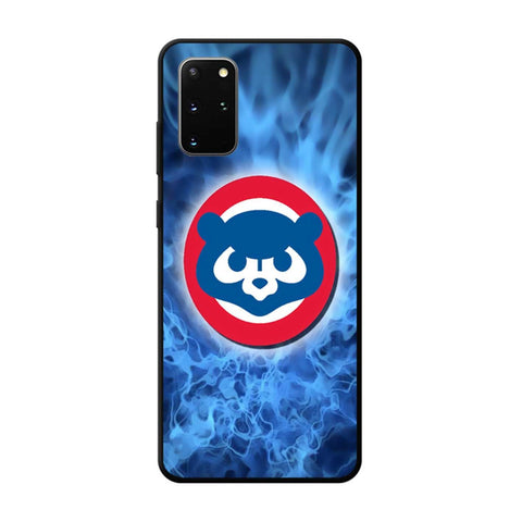 Chicago-Cubs-Logo-2-Samsung-Galaxy-S20-Plus-Case