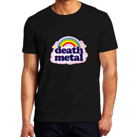 Death-Metal-Rainbow-Mens-Gildan-Tshirt