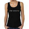 friends-women's-tank-top