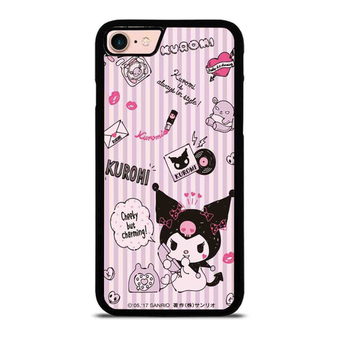 Kuromi-06-iPhone-8-Case