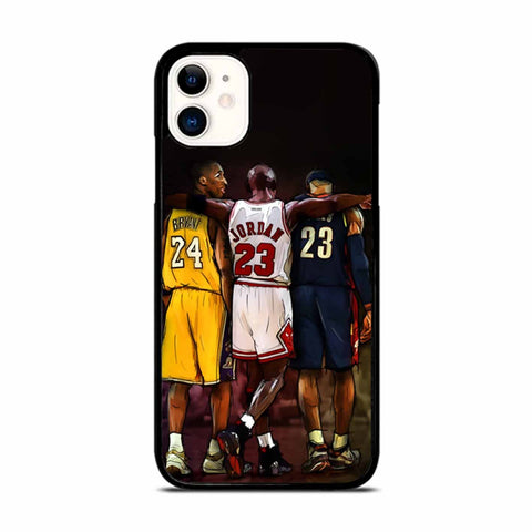 Michael-Jordan-X-Lebron-James-X-Kobe-Bryant-2-iPhone-11-Case