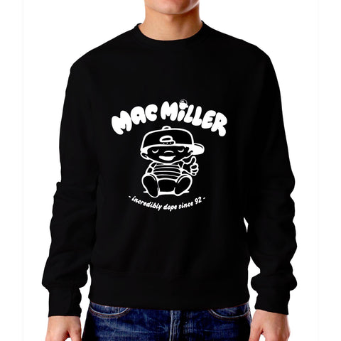 Most-Dope-Mac-Miller-Unisex-Crewneck-Sweater