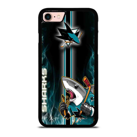 San-Jose-Sharks-006-iPhone-8-Case