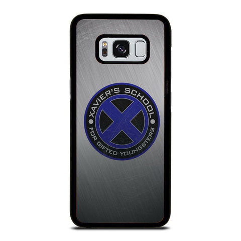 X-Men-Logo-04-Samsung-Galaxy-S8-Case