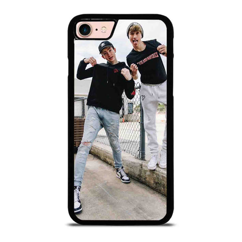 Cash-And-Maverick-4-iPhone-8-Case